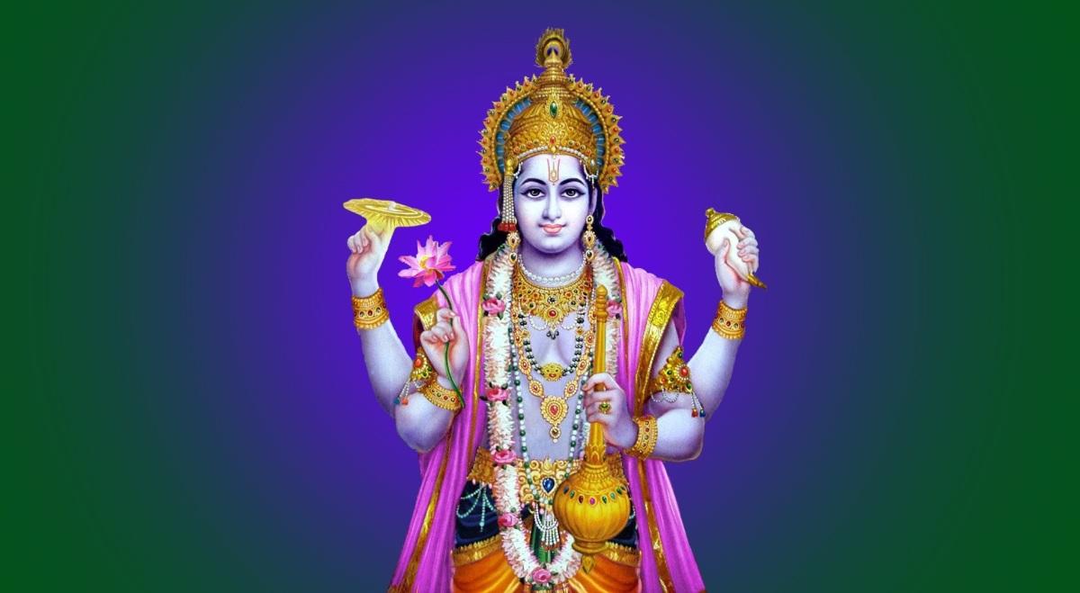 108 Names of Lord Vishnu : भगवान विष्णु के १०८ नाम